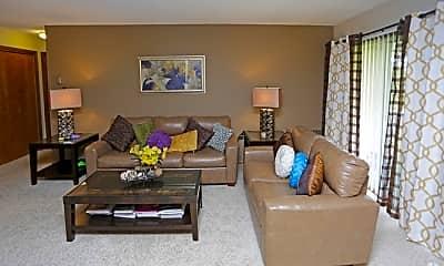 Living Room, Wayzata Woods, 2
