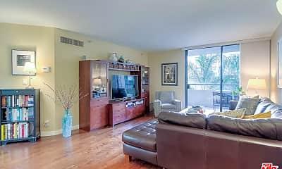 Living Room, 600 W 9th St 205, 1