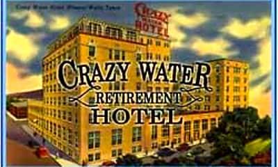 Crazy Water Retirement Hotel, 0