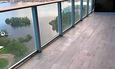 Patio / Deck, 16385 Biscayne Blvd 3202, 1