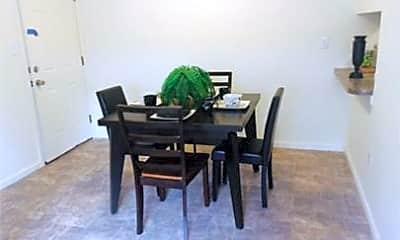 Dining Room, 9103 California Ave, 1