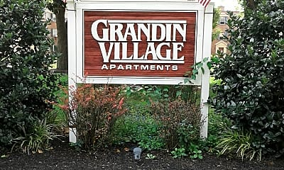 Grandin Village Apartments, 1