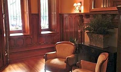 Living Room, 323 W 74th St, 0