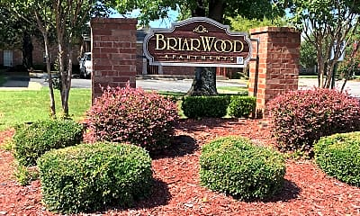 Briarwood Apartments, 1