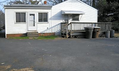 Building, 2507 Yanceyville St, 1