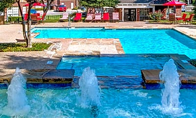 Pool, Villas Of Josey Ranch, 1