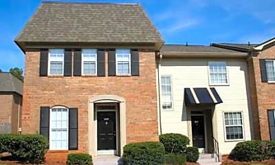 Building, Sedgefield Apartments, 0