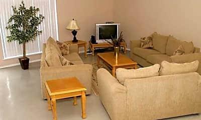 Living Room, The Oaks, 2