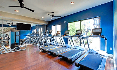 Fitness Weight Room, 2200 S Lakeshore Blvd, 2