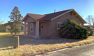 Building, 1223 N Alleghaney Ave, 1