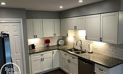 Kitchen, 36120 Alfred St 3, 1