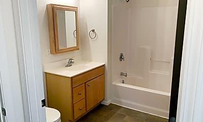 Bathroom, 2412 East Fourth Street, 2