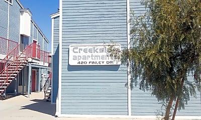 CREEKSIDE APTS, 1