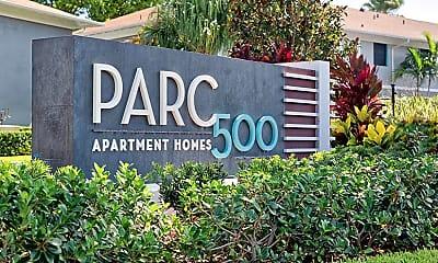 Parc500 Apartments, 2