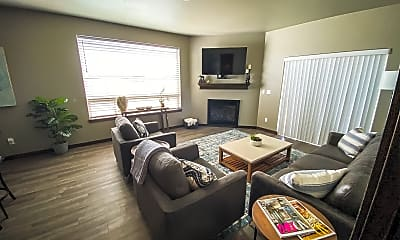 Living Room, 1285 W. Moselle, 0