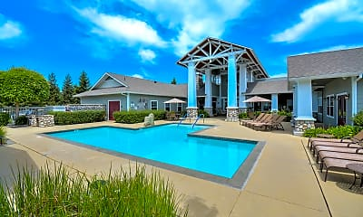 Pool, Oak View of Sonoma Hills Seniors, 0
