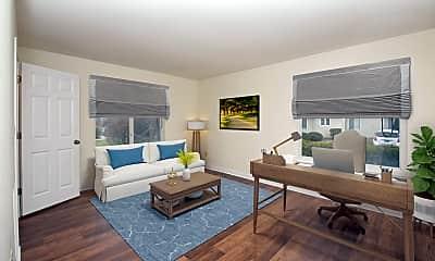 Living Room, Rosewood Condominiums, 0