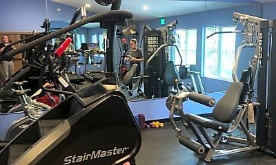 Fitness Weight Room, 13318 Camino Cierra #166, 2