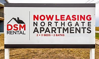 Community Signage, Northgate, 2