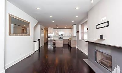 Living Room, 3329 S Prairie Ave, 2