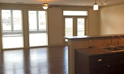 Kitchen, 56 Stamford St, 1