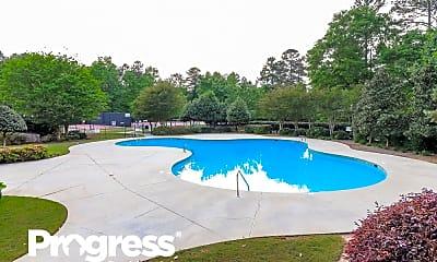 Pool, 1027 Sycamore Ln, 2