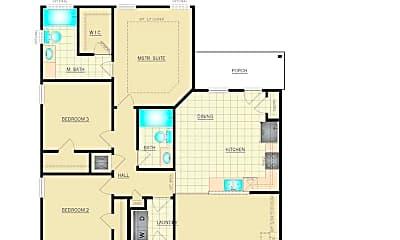 Building, 7900 Bennie Terrace, 1