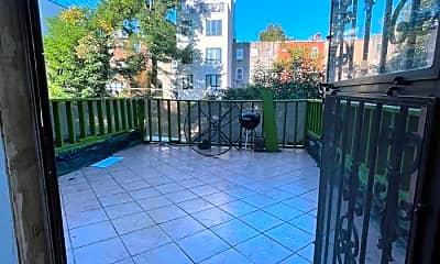 Patio / Deck, 468 Classon Ave, 0