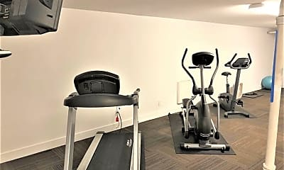 Fitness Weight Room, 2251 NW 59th St, 2