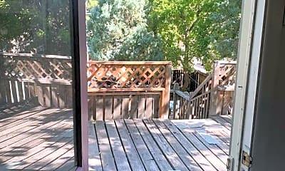 Patio / Deck, 1619 Arapahoe Ave, 1