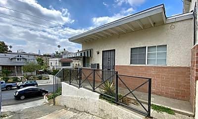 Building, 217 S Park View St, 1
