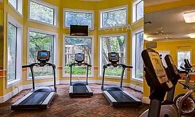 Fitness Weight Room, 11020 Huebner, 2
