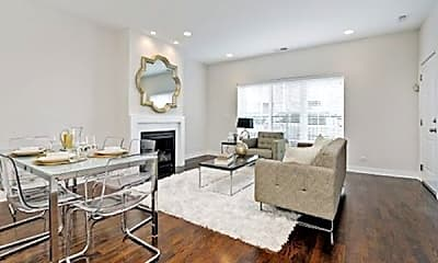 Living Room, 3434 N Milwaukee Ave, 1
