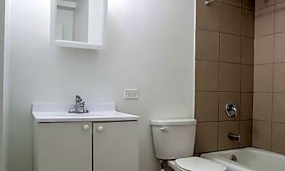 Bathroom, 10 W 137th St, 0