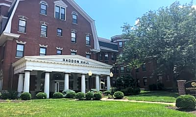 Haddon Hall Apartments, 1