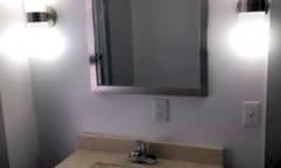 Bathroom, 207 S Aurora St, 1