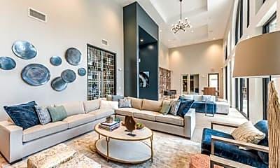 Living Room, Villas at Bunker Hill, 1