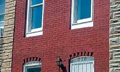 Building, 216 N Port St, 0