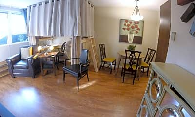Dining Room, 715 Live Oak Ave, 0