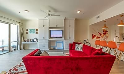 Living Room, 1100 Howell Mill Rd NW 505, 0