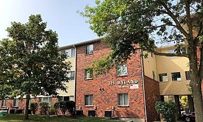 Building, 225 N Hyland Ave, 0