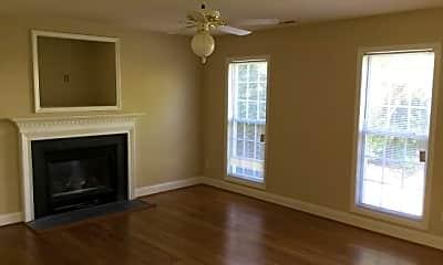 Living Room, 4880 Manteo Lane, 1
