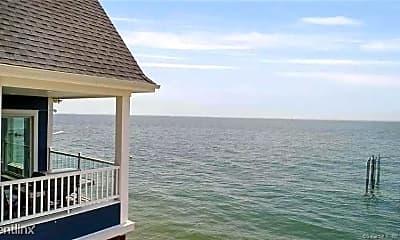 Patio / Deck, 2155 Fairfield Beach Rd, 2
