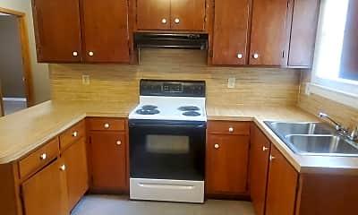 Kitchen, 628 B Harrison Street, 0