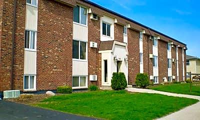 Building, Bella Apartments, 2