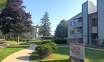Delta Park Apartments, 0
