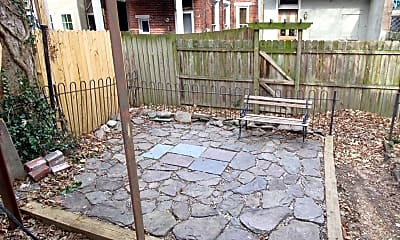 Patio / Deck, 1609 N 2nd St, 2