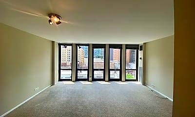 Living Room, 1 E Scott St APT 708, 0