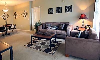Living Room, Campus Edge, 1