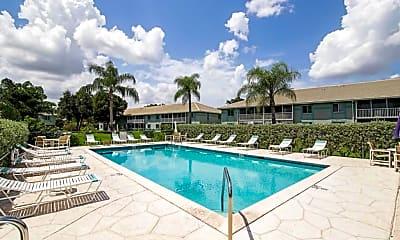 Pool, 180 Furse Lakes Cir E8, 2